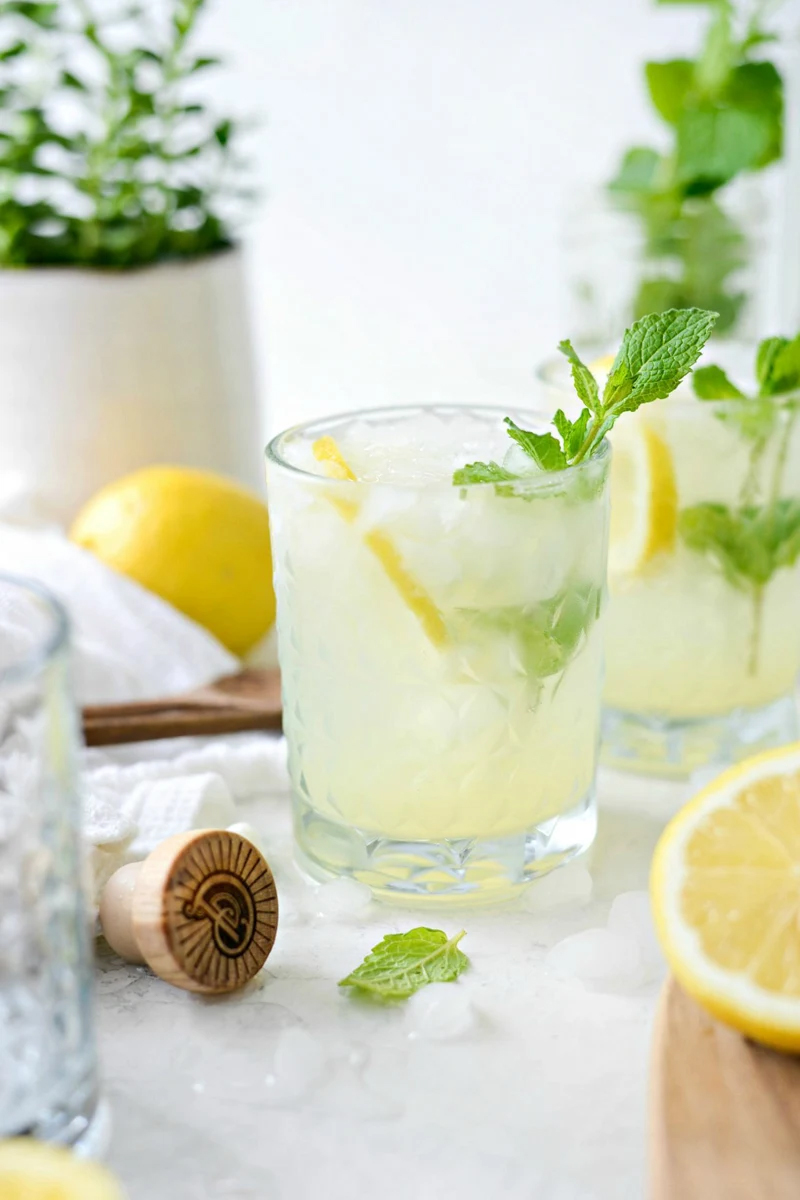 The 5 Best Citrus Cocktails to Make This Spring - Lemon Gin Fizz